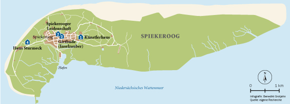 Nordseeinsel Spiekeroog