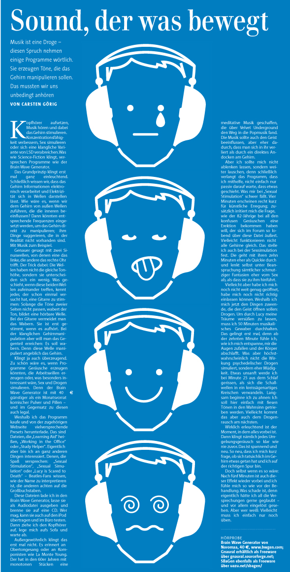 Sound-Illustration